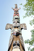 The Pole on the Point at Totem Bight State Historical Park