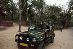 Maruti Gypsy Safari Vehicle