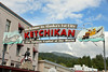 Ketchikan is the southeasternmost city in Alaska