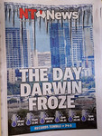 The Day Darwin froze