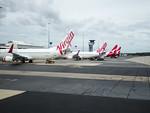 Our Virgin Australia 737